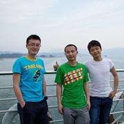 三傻晃游三峡坝-设计师镜头中的壮丽河山