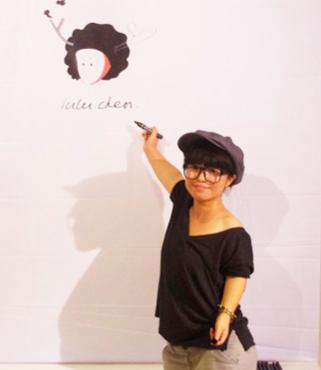 万博体育manbetx3.0最新manbetx客户端下载牵手美国回渝—插画师lulu chen