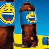 百事粉丝重新设计了几款包装,想帮它洗白最近的广告危机