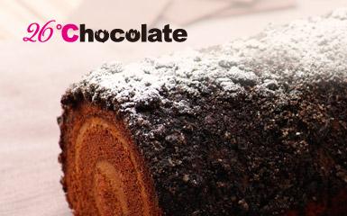 26摄氏度巧克力融化的香浓魅力