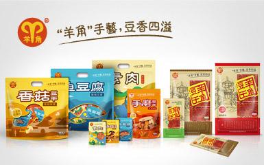 羊角豆干 -传统工艺,健康美味