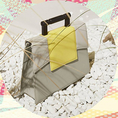 【最美好的事物II】环保材料做成的潜力网红包