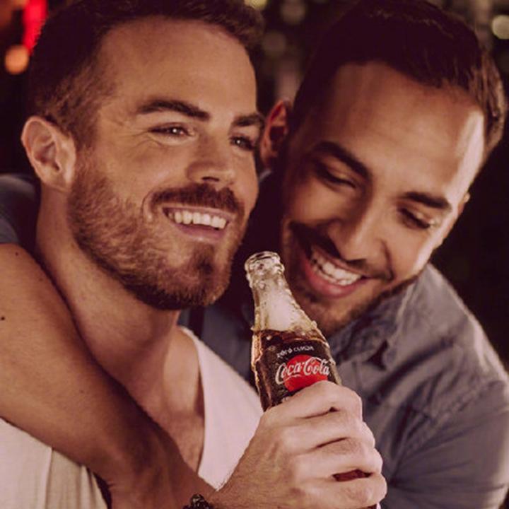 可口可乐主题广告