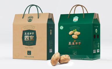薯光农业-巫溪大山的馈赠